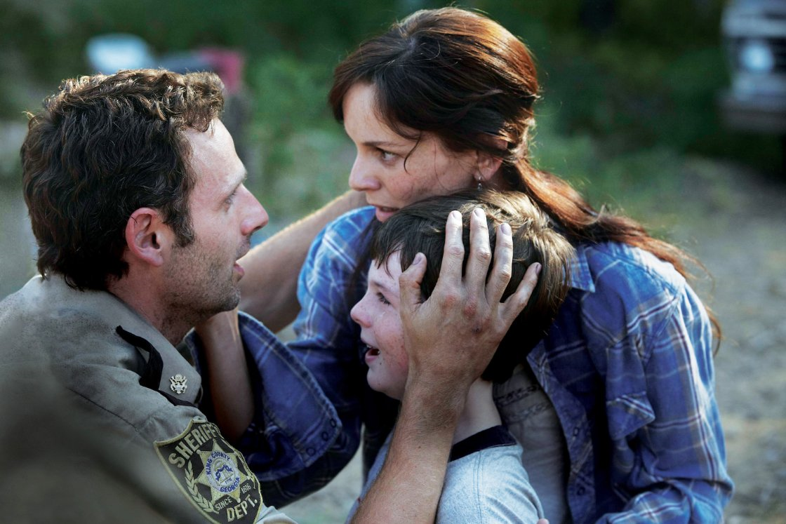 The Walking Dead Rewatch – Season 1, Episode 3 (Tell It To The Frogs)