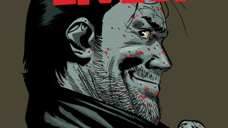 Negan Lives! New One-Off Comic Coming Soon!