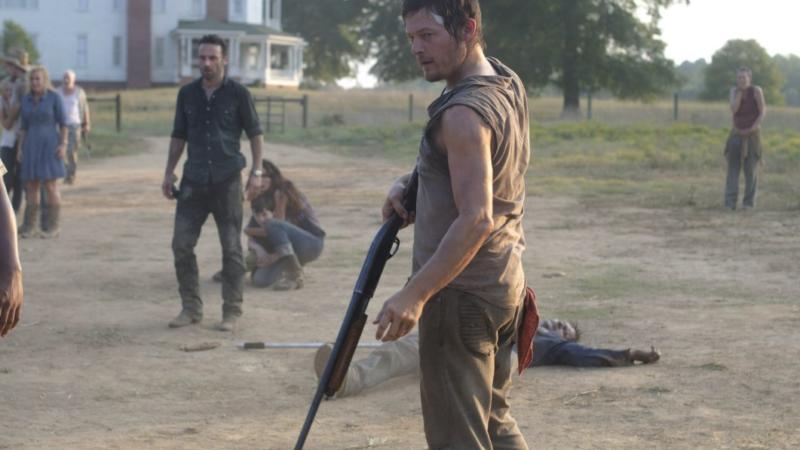 The Walking Dead Rewatch – Season 2, Episode 7 (Pretty Much Dead Already)