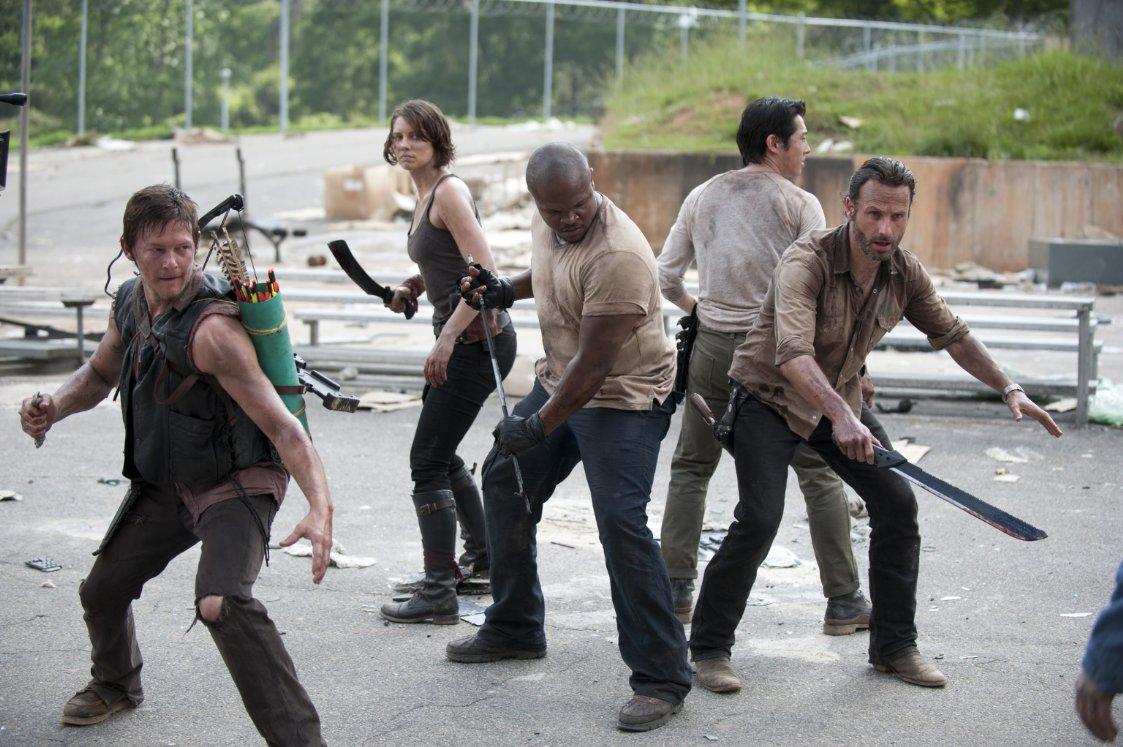 The Walking Dead Rewatch – Season 3, Episode 1 (Seed)